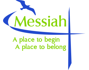 Messiah Church Retina Logo